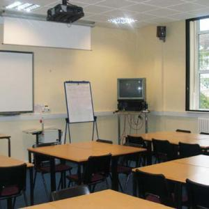 Classroom at Showcase Academy